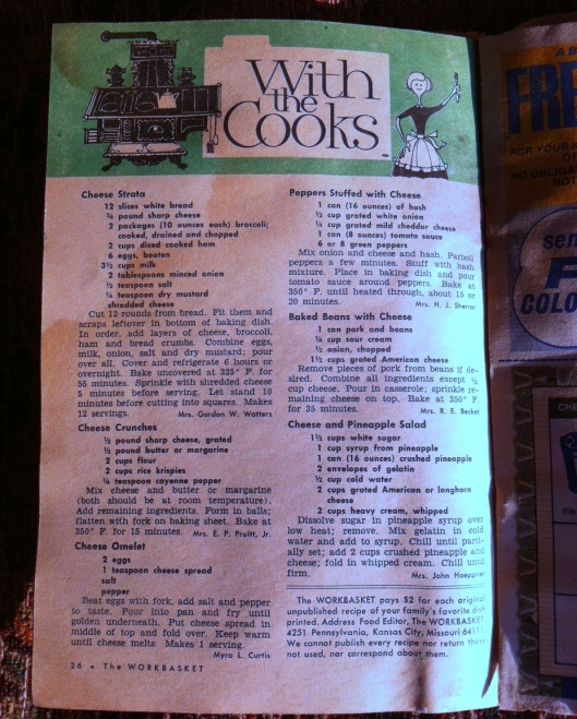 06-1950's cheese recipes