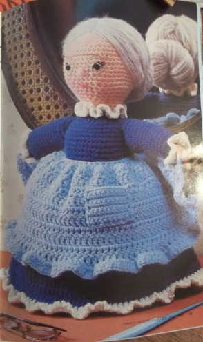 Dancing Grandma,pg 39,Annie's Pattern Club,Oct-Nov 1983;STUFFEZES