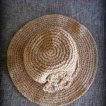 child's straw hat