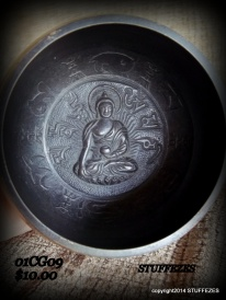 Buddha singing bowl