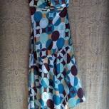 dress, tie around neck, 1960's look