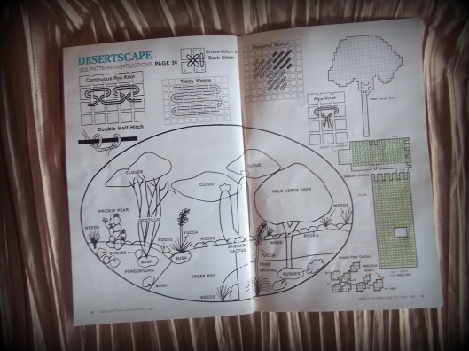 from Annie's Pattern Club, Oct-Nov 1983, pg. 58-59