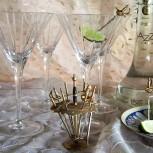 Martini glasses (4)