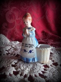 figurial toothpick holder