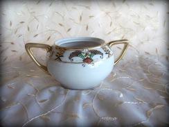 Spode sugar bowl