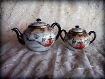 Remembrance pattern, Salad Master Estate Porcelain Creamer-027