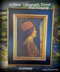 old master portrait reproduction