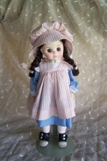Holly Hobbie porcelain doll