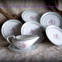 Clarabell china set (1of3)